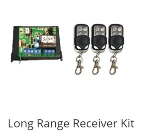 long range receiver kit